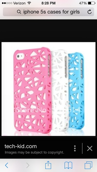 phone cover teal