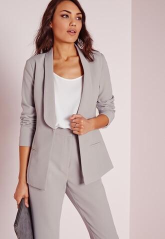 jacket blazer clothes missguided suit