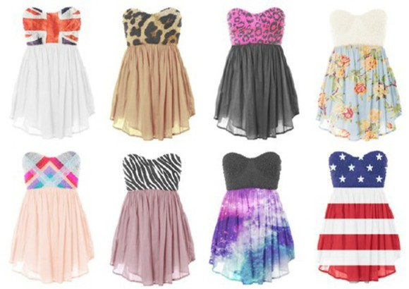 american flag usa flag fashion style leopard print british flag uk zebra print dress chiffon chiffon dress galaxy dress floral floral dress cheetah dress leopard dress