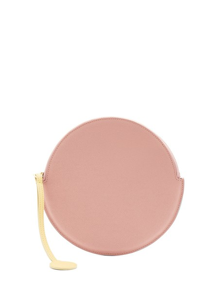 Roksanda pouch leather pink bag