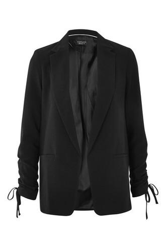 blazer black jacket