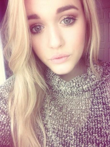 Sweater Lottie Tomlinson Grey