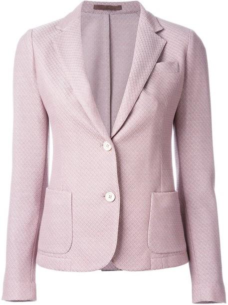 Eleventy blazer purple pink jacket