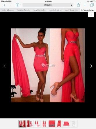 dress lace dress prom dress high low dress
