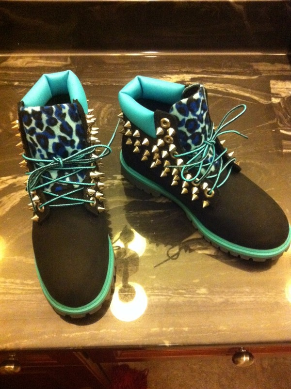 shoes timberlands leopard studs timberlands blue cute timberland boots shoes leopard timberlands blue leopard print timberlands blue leopard print timberlands cheater print