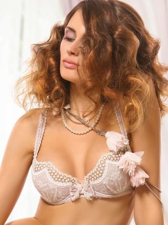 Angelique push up bra