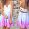 Sara ambient cut-out dress – dream closet couture