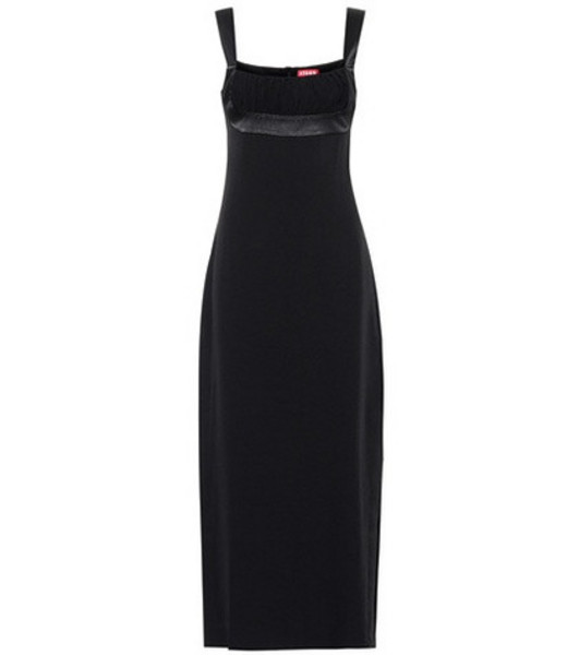 Staud Lisa dress in black