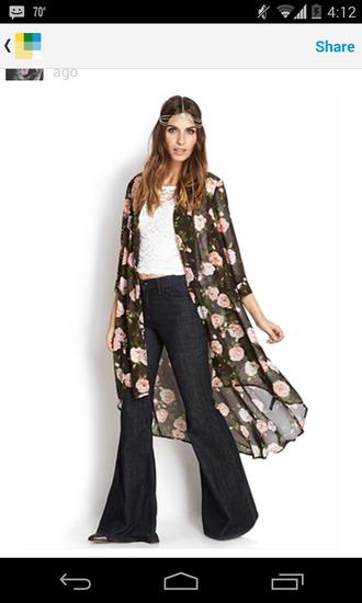 jacket floral roses cardigan cute blouse black tyler joseph