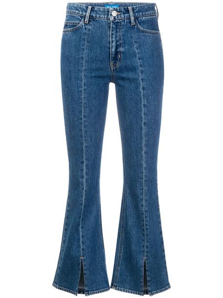 MIH Jeans jeans women spandex cotton blue