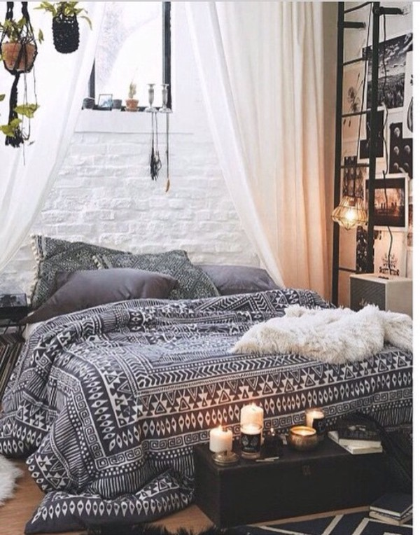 home accessory bedding tumblr bedroom teen bedrooms popular bedrooms boho  hippie. Tumblr Bedroom   Shop for Tumblr Bedroom on Wheretoget