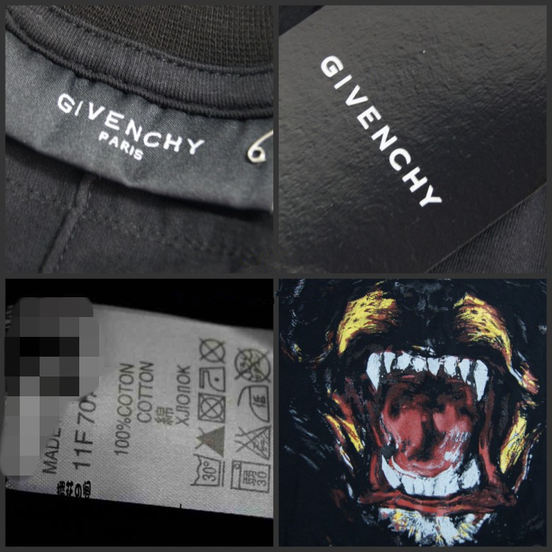Taobao 2012 new givenchy givenchy rottweiler head pattern men short sleeve sweethearts outfit t 恤ryprrusjnjm from english agent:buychina.com