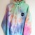 LENG CLOTHING — *LIMITED EDITION* MULTI COLOURED TIE DYE HOODIES