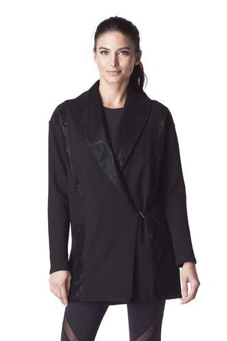 jacket black michi bikiniluxe
