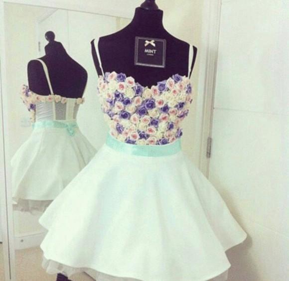 turquoise flower dress flowers turquoise dress