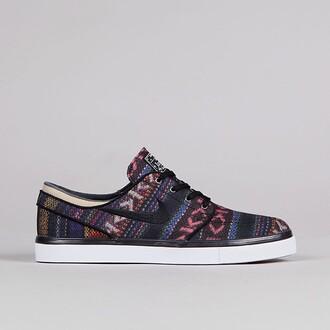 shoes nike nike sb multicolor sneakers