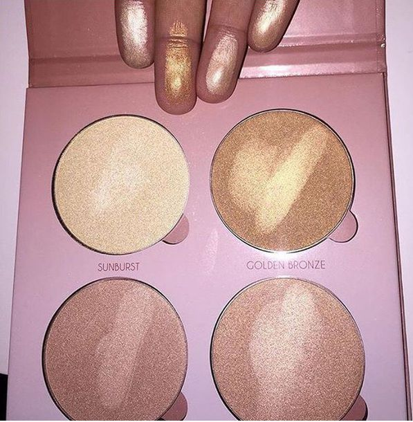 Contour And Highlight Makeup Palette Makeup Vidalondon