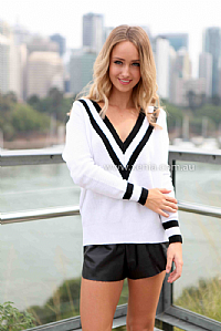 VARSITY SWEATER , DRESSES, TOPS, BOTTOMS, JACKETS & JUMPERS, ACCESSORIES, 50% OFF SALE, PRE ORDER, NEW ARRIVALS, PLAYSUIT, GIFT VOUCHER, Australia, Queensland, Brisbane