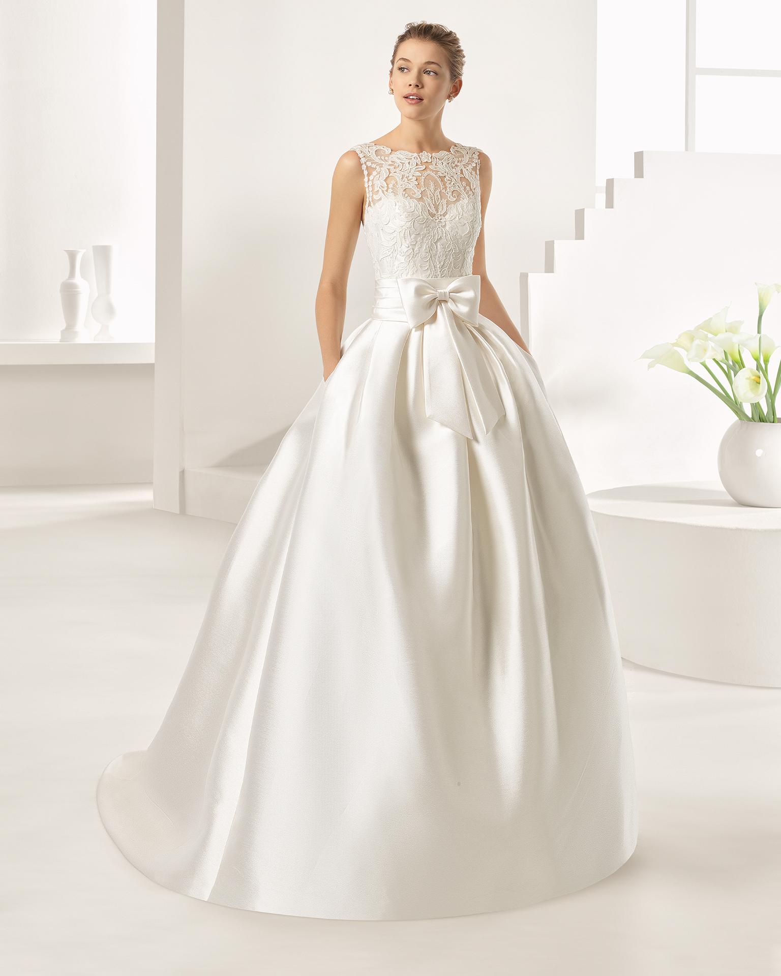 Ordesa 2017 Bridal Collection Rosa Clar 225 Two