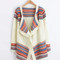 Shedda tribal cardigan   outfit made