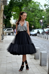 my silk fairytale,blogger,top,skirt,jewels,underwear,black silk skirt