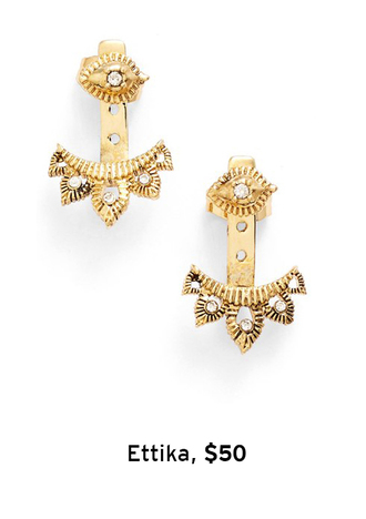 jewels gold earrings