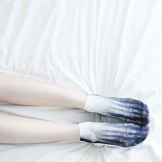 socks cool grunge pale