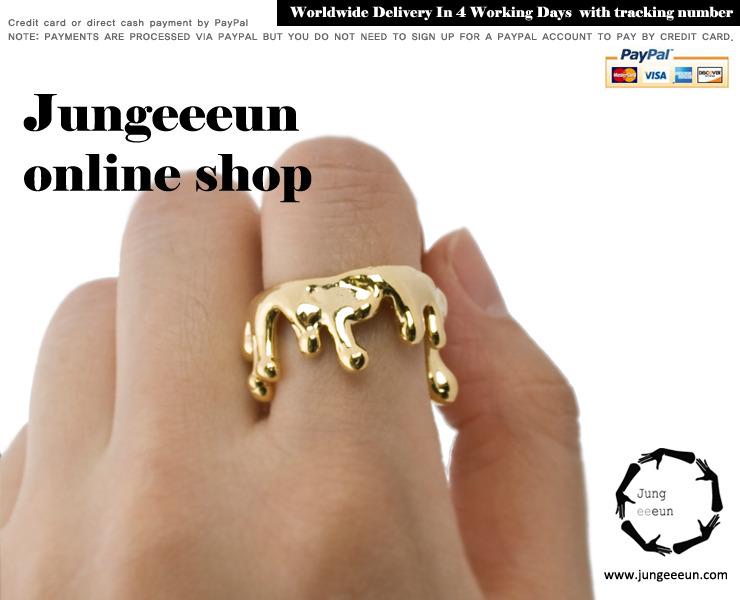 Jungeeeun  — drippings ring(y)