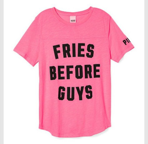 shirt fries friesbeforeguys
