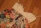 floral,sleeveless,bra,dress
