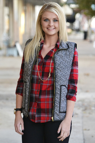 model fall outfits cardigan siloe vest pockets winner