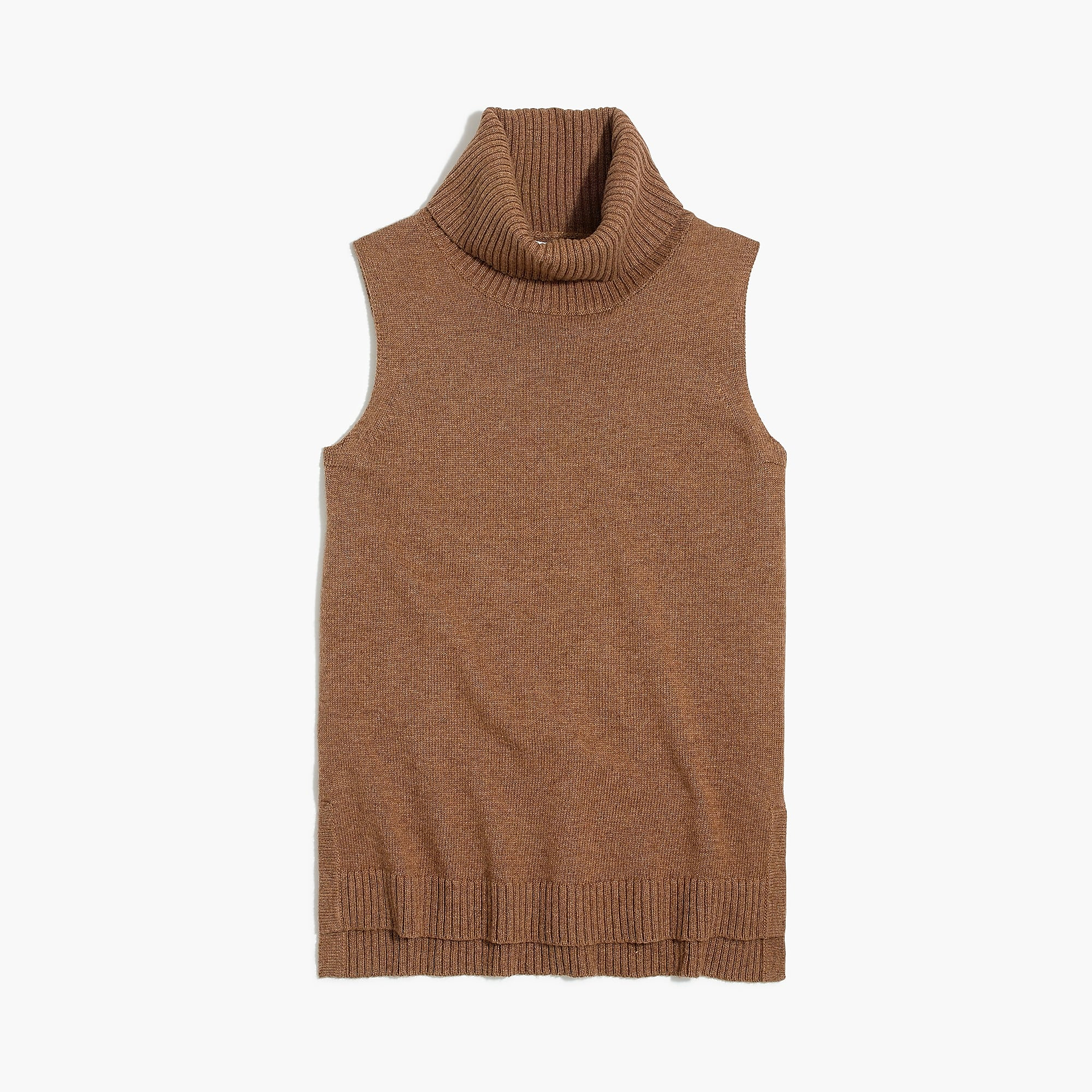 J.Crew Factory: Turtleneck sweater-tank