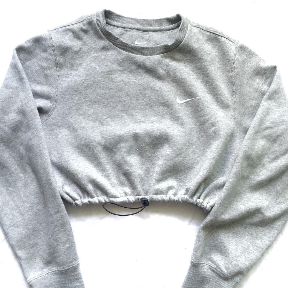 Pink Nike Sweater