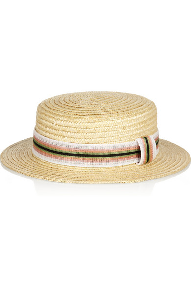 Missoni | Straw boater | NET-A-PORTER.COM