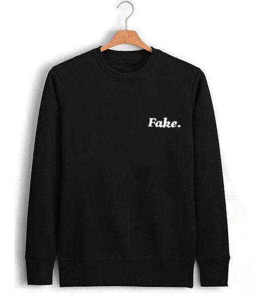 fake Unisex Sweatshirts