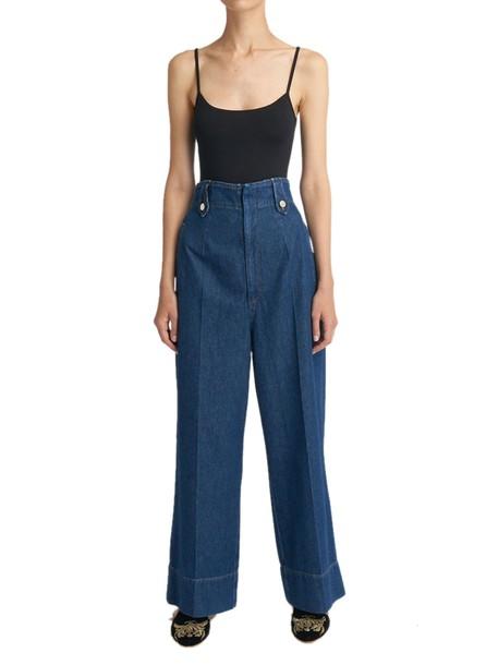 Sportmax jeans blue jeans blue