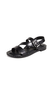 strappy,sandals,strappy sandals,black,shoes