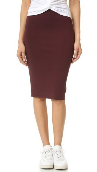 skirt high