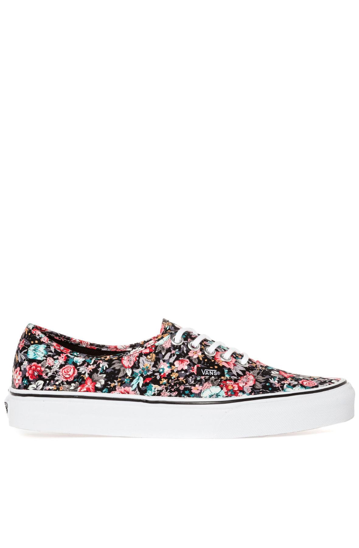 Vans Footwear Sneaker The Authentic in Multi Floral Multi
