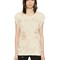 Nuala distressed cotton jersey t-shirt