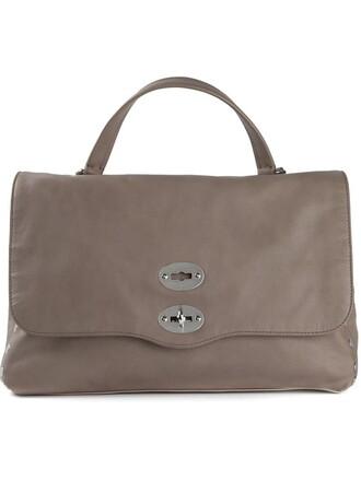 satchel grey bag