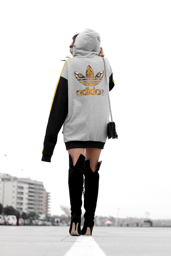 With Sweatshirt Originals X Ora Rita Banned Tiger Adidas