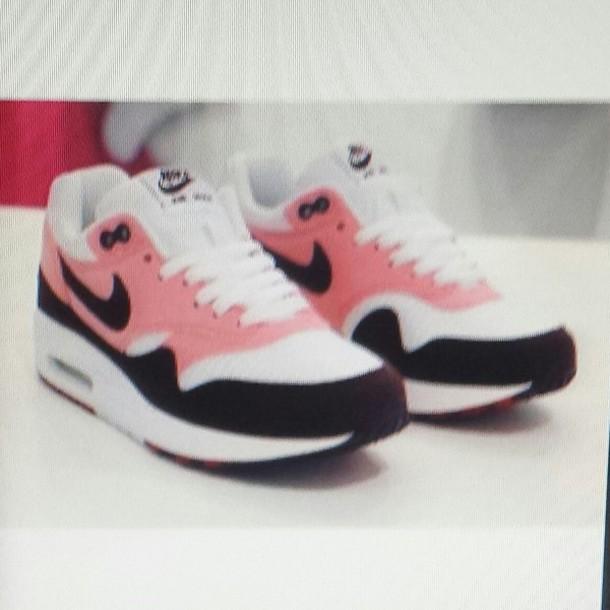 6ac11a89a6 shoes girls sneakers nike nike air nike air max 90 pink nike airmax style  sneakerhead sneakers