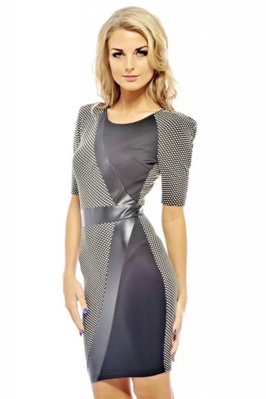 dress grey dress formal dresses midi dress
