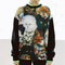 Cat black sweatshirts sweats sweater pullover with cats graphic print women men | ebay