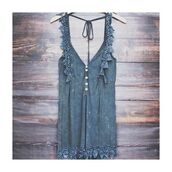 romper,Pol,onesie,lace romper,acid wash,acid wash romper,free vibrationz,button up romper,lace onesie,country,sexy,open back,crochet,straps,grey,fashion
