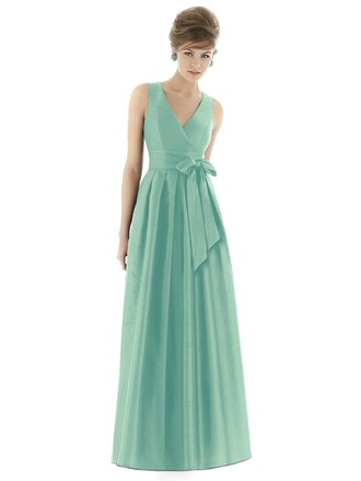 dress special occasion dress mint dress prom dress