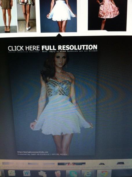 dress short glitter dress