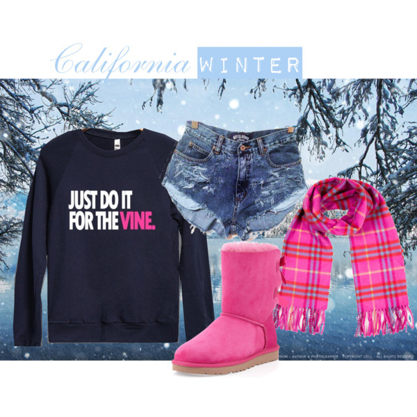 do it for the vine vine sweater vine sweatshirt blue sweater scarf shoes