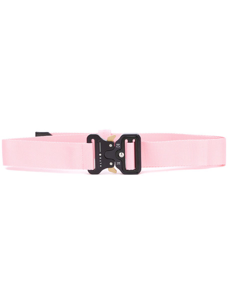 belt purple pink